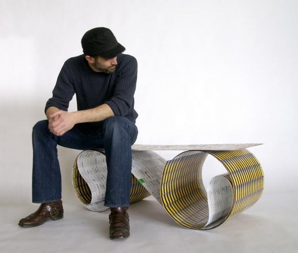 Metrocard chair