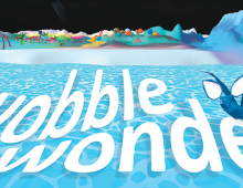 WobbleWorld – a virtual reality experience